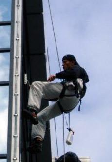 Alpinism utilitar practicat in conditii de siguranta